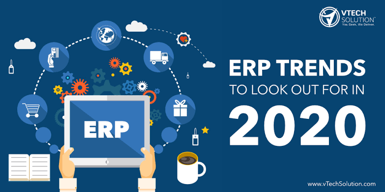 Top 5 Predictions for the ERP software industry in 2020